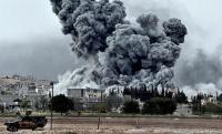 Командный пункт террористов уничтожен в Эль-Карьятейн