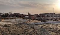 В селении Знаменское начато строительство двух школ на 600 и 720 мест