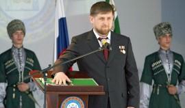 5 апреля 2007 года состоялась инаугурация Рамзана Кадырова в должности Президента ЧР