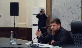 Рамзан Кадыров провел совещание по вопросам социально-экономического развития Шалинского района