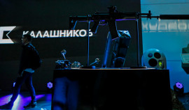 В России создают умный автомат, помогающий целиться и стрелять
