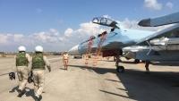 Россия продолжает военную операцию в Сирии