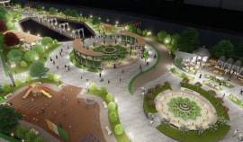 В городе Шали откроется новый центральный парк