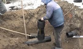 На проспекте им. А.-Х. Кадырова завершены работы по замене трубопроводов
