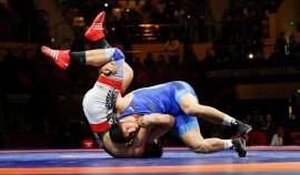 Спортсмены «Ахмата» завоевали медали всех проб на чемпионате России по вольной борьбе