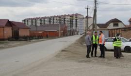 Дорожный нацпроект обеспечивает комфорт и безопасность улиц Грозного