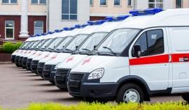 В России обновят парк машин скорой помощи