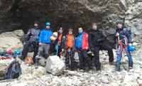 В горах Чечни обнаружили уникальную пещеру