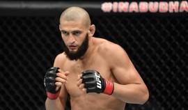 Президент UFC заявил, что Хамзат Чимаев не уходит из спорта
