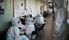 В России выявили 9 039 случаев заражения COVID-19 за сутки