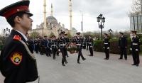 В Грозном почтили память погибших в период КТО в Чечне