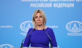 Мария Захарова назвала предвзятым подход комиссара Совета Европы по правам человека к ситуации в Чеченской Республике