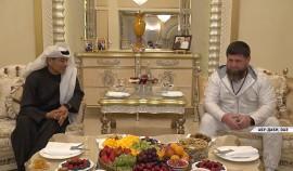 Президент Emaar Properties Мухаммад Аль-Аббари: «Я давно ждал встречи со своим братом Рамзаном Кадыровым»