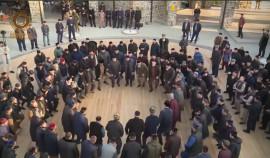В Ахмат-Юрте почтили память Зелимхана Кадырова  грозный, чгтрк