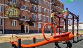 В Гудермесе благодаря нацпроекту в 2022 году обновят 3 общественных пространства