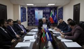 В Чеченской Республике рассматривают возможность внедрения проекта «Всеобуч по плаванию»