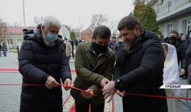 В Грозном открылся Центр выявления и поддержки одаренных детей