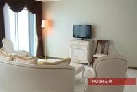 Пятизвездочный отель - «Grozny City»