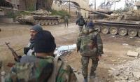 Вывод боевиков из южных кварталов Дамаска завершен