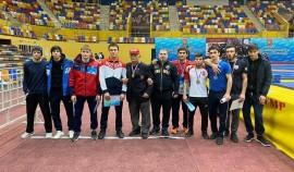 Спортсмены «Ахмата» завоевали 13 наград на первенстве СКФО по греко-римской борьбе