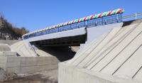 В Курчалоевском районе открыли 26-метровый мост