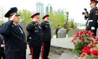 В Грозном почтили память погибших в борьбе с терроризмом