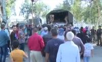 Российские военные передали гуманитарную помощь жителям восточной части провинции Хомс