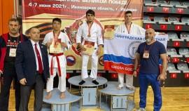 Представитель из ЧР стал чемпионом Всероссийских соревнований по всестилевому каратэ