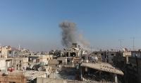В сирийской Думе начались бои между правительственной армией и боевиками