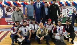 Тяжелоатлеты из Чеченской Республики завоевали 11 наград на Чемпионате СКФО по тяжелой атлетике