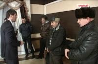 Рейдовое мероприятие в Грозном