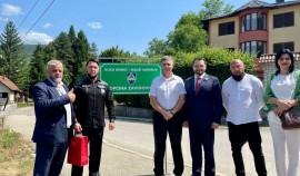 В честь Ахмата-Хаджи и Рамзана Кадырова назвали улицу и мост в Боснии