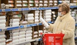 Минсельхоз России не допустит роста оптовых цен на мясо птицы и яйца