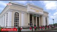 Рамзан Кадыров принял участие в открытии нового центра культурного развития в Гудермесе.