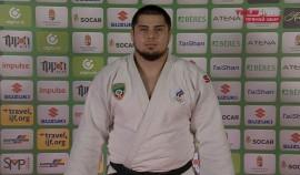Тамерлан Башаев завоевал серебряную медаль на чемпионате мира в Венгрии