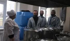 В Чеченской Республике общественники проверили организацию горячего питания в школах