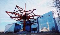 Строительство ТРЦ «Грозный Молл» завершено на 75%