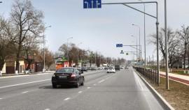Улица Индустриальная в Грозном реконструирована благодаря дорожному нацпроекту
