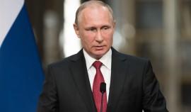 Владимир Путин подписал закон о запрете финансирования митингов из-за рубежа