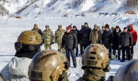Виктор Золотов высоко оценил вклад Рамзана Кадырова в подготовку к учениям в Арктике сотрудников Росгвардии из ЧР