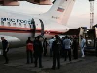 Мужчина и девочка из Чечни доставлены спецбортом МЧС на лечение в Нижний Новгород