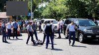 В Алма-Аты был объявлен красный уровень террористической опасности