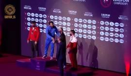 Борцы РБК «Ахмат» принесли в копилку сборной России три золотые медали
