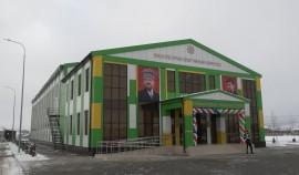 В селе Бачи-Юрт открыли спорткомплекс им. Ахмада Кадырова – внука Первого Президента ЧР