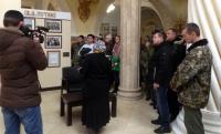 В Грозном провели экскурсию для военнослужащих и гостей региона