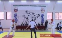 Первенство Чечни по каратэ