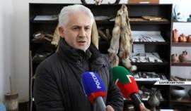 Муслим Хучиев в рамках рабочей поездки посетил Шаройский район