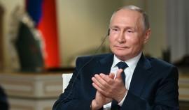 Владимир Путин поприветствовал делегатов Всемирного Съезда народов Чеченской Республики
