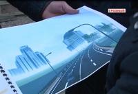 В Грозном строится переправа через Сунжу и многопрофильная клиника