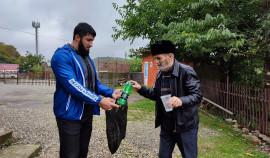 Проект «Российское село» организовал эко-акции в районах ЧР